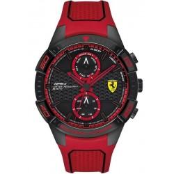 Comprar Reloj Hombre Scuderia Ferrari Apex 0830639 Multifunción