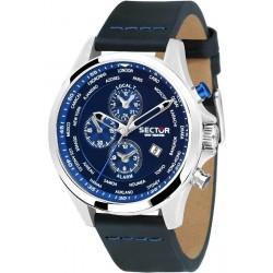 Comprar Reloj Hombre Sector 180 R3251180023 Cronógrafo Quartz