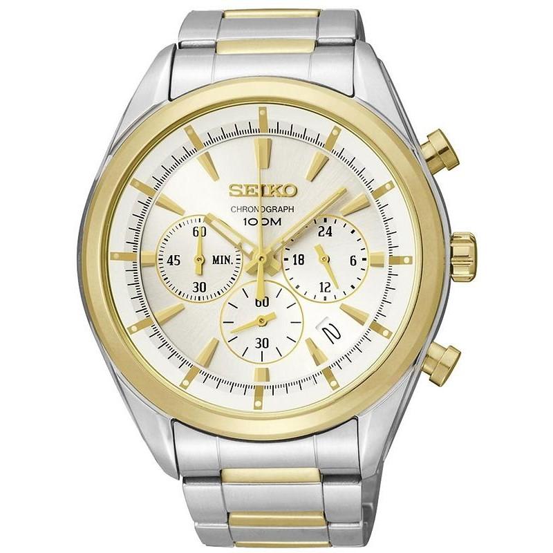 ae67a84aeb98 Reloj Hombre Seiko Neo Sport SSB090P1 Cronógrafo Quartz - Crivelli ...