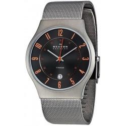 Comprar Reloj Hombre Skagen Grenen Titanium 233XLTTMO