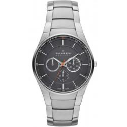 Comprar Reloj Hombre Skagen Aabye SKW6054 Multifunción