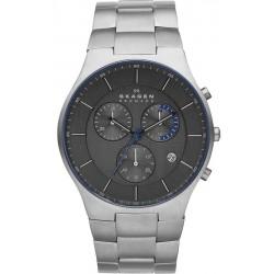 Comprar Reloj Hombre Skagen Balder Titanium SKW6077 Cronógrafo