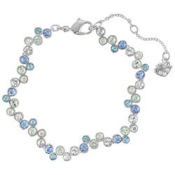 Comprar Pulsera Mujer Swarovski Blue Fidelity 1106363