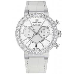 Comprar Reloj Swarovski Mujer Citra Sphere Chrono White 5027127 Cronógrafo