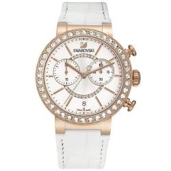 Comprar Reloj Swarovski Mujer Citra Sphere Chrono White Rose Gold Tone 5080602