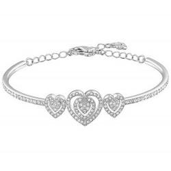 Comprar Pulsera Mujer Swarovski Carol 5118703 Corazón