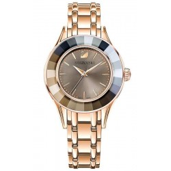 Comprar Reloj Swarovski Mujer Alegria Gray Rose Gold Tone 5188842