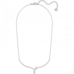 Collar Mujer Swarovski Leslie 5372292 Serpiente