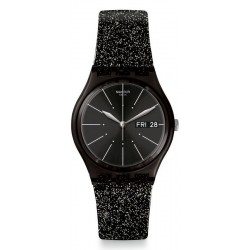 Comprar Reloj Mujer Swatch Gent Glitternoir GB755
