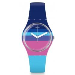 Comprar Reloj Mujer Swatch Gent Azul'Heure GE260