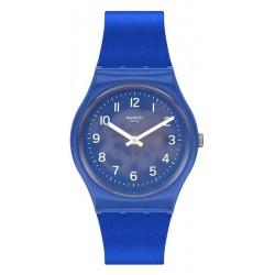 Reloj Unisex Swatch Gent Blurry Blue GL124