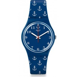 Comprar Reloj Unisex Swatch Gent Anchor Baby GN247