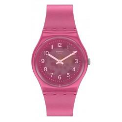 Reloj Mujer Swatch Gent Blurry Pink GP170