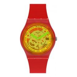 Reloj Unisex Swatch Gent Retro-Rosso GR185