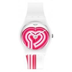 Reloj Mujer Swatch Gent Beatpink GW214