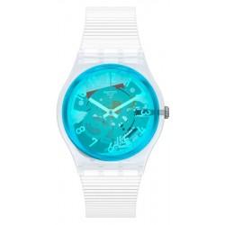 Reloj Unisex Swatch Gent Retro-Bianco GW215