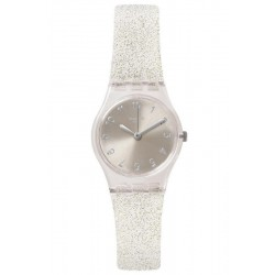 Reloj Mujer Swatch Lady Silver Glistar Too LK343E