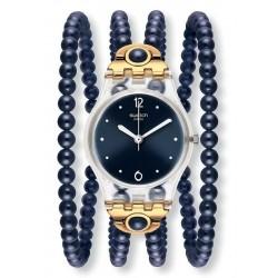 Reloj Mujer Swatch Lady Night Prohibition LK352