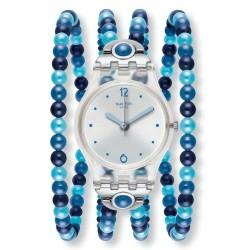 Reloj Mujer Swatch Lady Blues Prohibition LK353