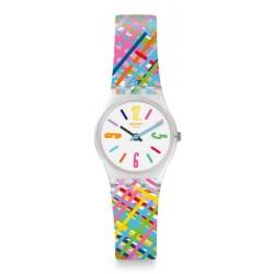 Reloj Mujer Swatch Lady Tadelakt LK389
