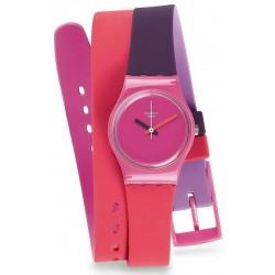 Reloj Mujer Swatch Lady Fun In Pink LP137
