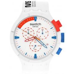Reloj Swatch Big Bold Chrono Extravehicular NASA SB04Z400