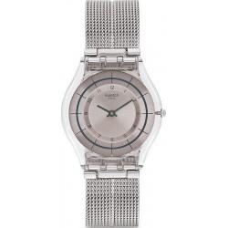 Comprar Reloj Mujer Swatch Skin Classic Sky Net SFE109M