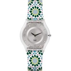 Comprar Reloj Mujer Swatch Skin Classic Botanical Bomb SFK327