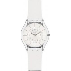 Comprar Reloj Mujer Swatch Skin Classic White Classiness SFK360