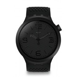 Reloj Hombre Swatch Big Bold BBBlack SO27B100
