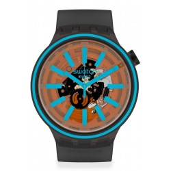 Reloj Swatch Big Bold Fire Taste SO27B112
