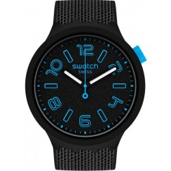 Reloj Swatch Big Bold Deep Concrete SO27B118