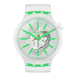 Reloj Swatch Big Bold Greeninjelly SO27E104