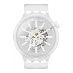 Reloj Swatch Big Bold Whiteinjelly SO27E106