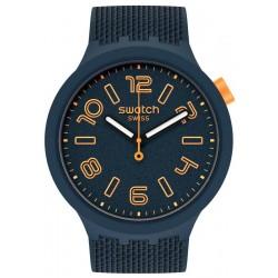 Reloj Swatch Big Bold Burning Lava SO27N107