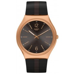 Comprar Reloj Hombre Swatch Skin Irony Bienne By Night SS07G102