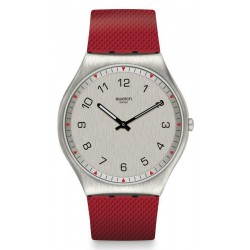 Comprar Reloj Hombre Swatch Skin Irony Skinrouge SS07S105