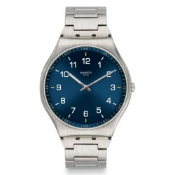 Comprar Reloj Hombre Swatch Skin Irony Skin Suit Blue SS07S106G
