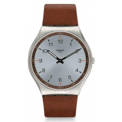 Comprar Reloj Hombre Swatch Skin Irony Skin Suit Brown SS07S108