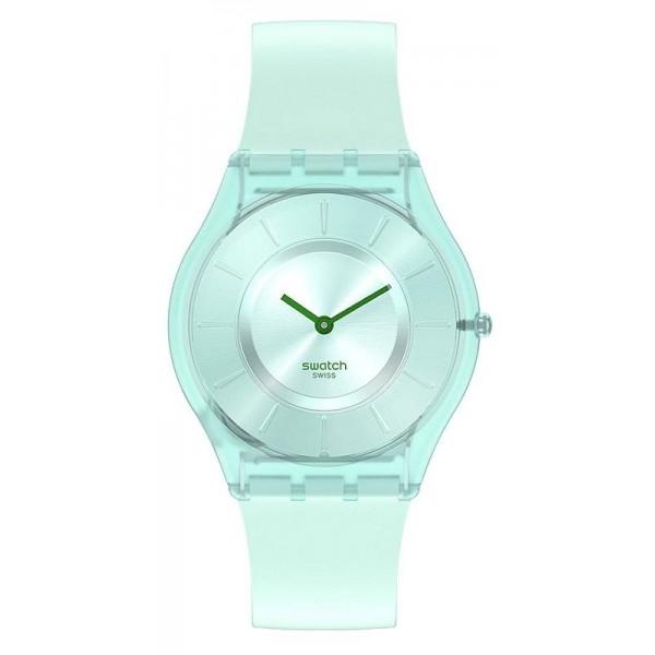 Comprar Reloj Mujer Swatch Skin Classic Sweet Mint SS08G100