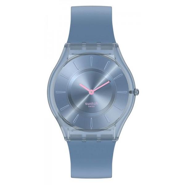 Comprar Reloj Mujer Swatch Skin Classic Denim Blue SS08N100