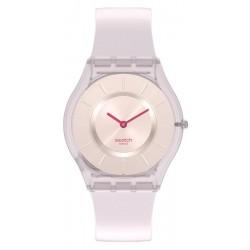 Reloj Mujer Swatch Skin Classic Creamy SS08V101
