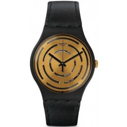 Reloj Unisex Swatch New Gent Seeing Circles SUOB126