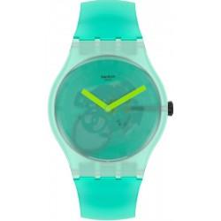 Reloj Unisex Swatch New Gent Nature Blur SUOG119