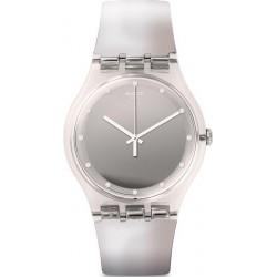 Reloj Mujer Swatch New Gent Shiny Moon SUOK121