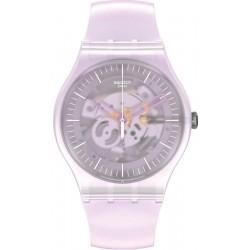 Reloj Mujer Swatch New Gent Pink Mist SUOK155