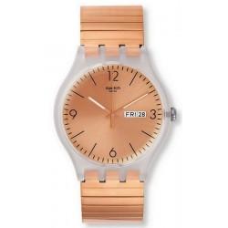 Reloj Unisex Swatch New Gent Rostfrei S SUOK707B