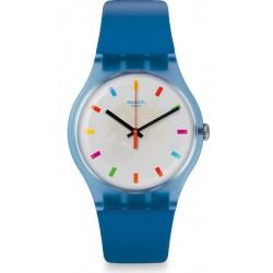Reloj Unisex Swatch New Gent Color Square SUON125