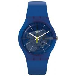 Reloj Unisex Swatch New Gent Blue Sirup SUON142