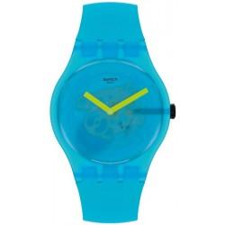 Reloj Unisex Swatch New Gent Ocean Blur SUOS112